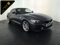 2014 BMW Z4 SDRIVE20I M SPORT CONVERTIBLE 1 OWNER FINANCE PX WELCOME