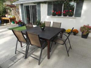 Beautiful Outdoor Patio Furniture Set