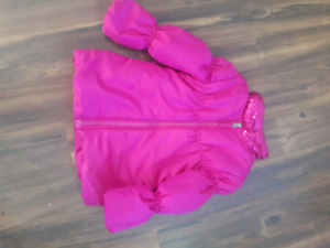 Size 4 winter jacket
