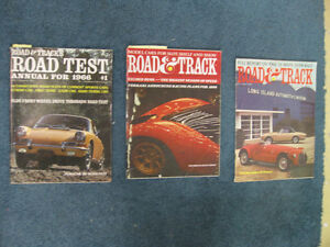 Vintage Car Magazines -  # 1 *** REDUCED ***