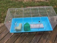 Guinea Pig or small rodent habitat and accessories