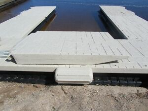 7Ft Ramp Kit w/Abutment Kit For A WaveArmor Dock!! New Price!!