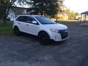 Ford Edge Sel 2011 AWD