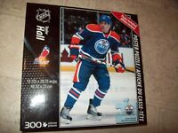 Taylor Hall Edmonton Oilers NHL Puzzle & Poster