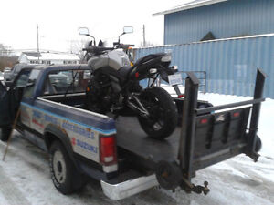Motorcycle / 4 Wheeler / Landscape Lift