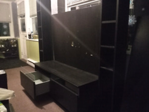 Selling ikea tv stand / entertainment unit