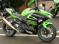 Kawasaki Ninja 400 KRT Performance Edition 2018 Model