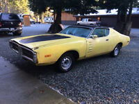 1972 Dodge Charger Rallye - Mopar Restoration Project
