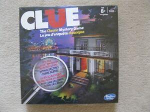 Clue Board Game (Brand New!)