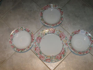 ....Four Pieces of China Tableware....