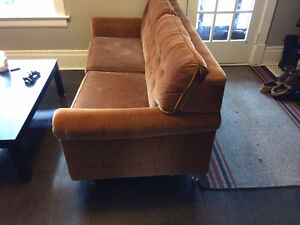Old School Pullout COUCH -- FREE if you don't make me lift it