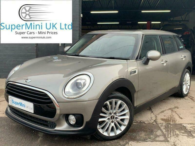 Mini Clubman 20d Cooper Auto Chili Media Pack Melting
