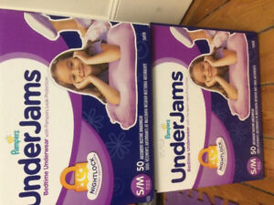 Pampers Underjams small/medium