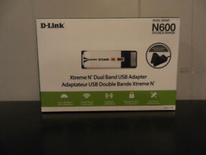 D-Link wireless adaptor