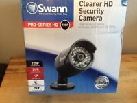 1 X Swann Pro-A850 720P HD Day Night Vision CCTV STC Extra Add On Camera BARGAIN