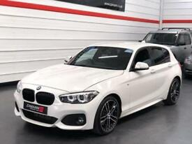 2017 BMW 1 Series 1.5 118i M Sport Shadow Edition Sports Hatch (s/s) 5dr