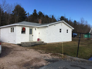 REDUCED.....HOME WITH GARAGE FOR BUSINESS