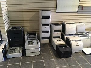 PRINTERS,  WIFI, EPRINT, COLOR, ACCESSORIES... ALL MUST GO