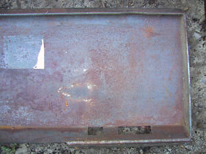 8' Fisher snowplow  with quick attach plate Kawartha Lakes Peterborough Area image 6