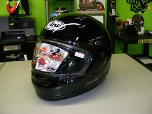 Arai - 2XL & XL - Signet Q - Black Pearl - NEW at RE-GEAR Kingston Kingston Area image 1