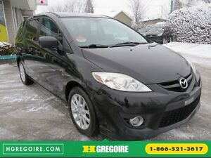 2010 Mazda 5 GS 4 CYL MAN A/C MAGS GR ELECTRIQUE