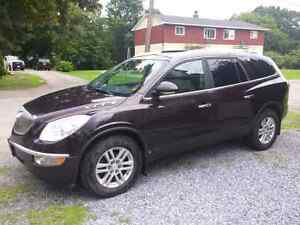 2009 buick enclave awd trade sell swap must be seen