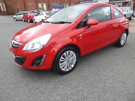 2011 Vauxhall Corsa 1.3 CDTi ecoFLEX 16v Excite 3dr (a/c)