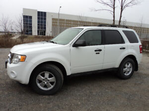 2011 Ford Escape XLT  4X4 SUV, Crossover