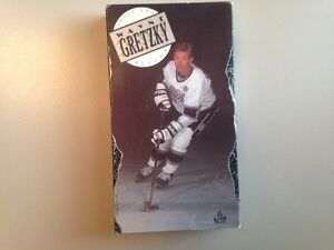 Wayne Gretzky VHS Above and Beyond London Ontario image 1
