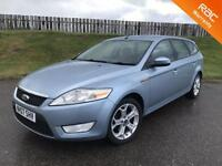 2007 FORD MONDEO ZETEC 1.8 TDCI 125PS ESTATE - 82K - F.S.H - CHOICE OF TWO - 6 MONTHS WARRANTY