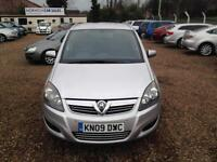 Vauxhall/Opel Zafira 1.9CDTi 16v ( 150ps ) 2009MY SRi