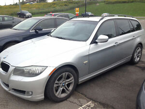 2009 BMW 3-Series Familiale