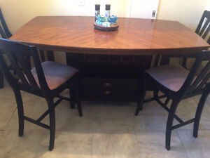High Seated Dining Set for Sale Cambridge Kitchener Area image 2