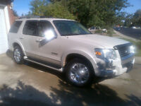 FULLY LOADED 2006 Ford Explorer Limited Edition SUV