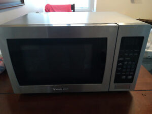 Stainless Steel Emerson Microwave