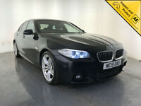 2015 BMW 530D M SPORT AUTOMATIC DIESEL SAT NAV 1 OWNER SERVICE HISTORY