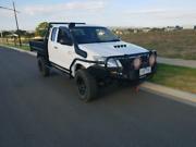Toyota Hilux 2012 turbo diesel manual 4×4 Craigieburn Hume Area Preview