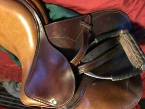 Devoucoux Biarritz Saddle