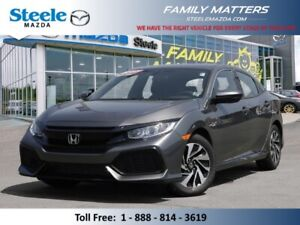 2017 Honda Civic LX (Unlimited Km Warranty)