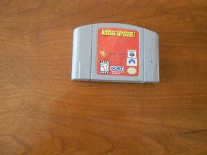 MISSION IMPOSSIBLE for N64