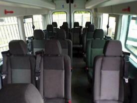 2016 Ford Transit 460 17 Seat Minibus Minibus Diesel Manual
