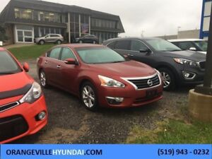 2015 Nissan Altima SL 2.5L w Tech - CarProof $0