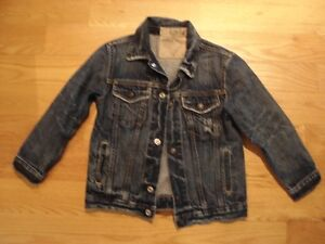 manteau de jean
