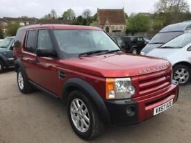 Land Rover Discovery 3 2.7TD V6 XS PANEL VAN - 2007 57