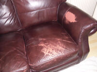 Sofa repair (frame, springs, vinyl, leather) furniture, kitchen