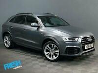 2016 Audi Q3 2.0 TDI QUATTRO S LINE PLUS 5d AUTO 148 BHP Estate Diesel Automatic