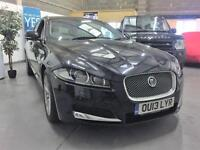 2013 13 Jaguar XF 2.2TD ( 200ps ) Sportbrake Premium Luxury