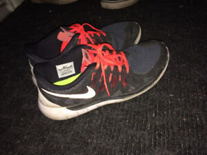 Nike running shoes size 10.5