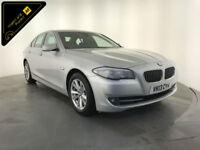 2013 BMW 520D EFFICIENT DYNAMICS DIESEL SALOON SERVICE HISTORY FINANCE PX