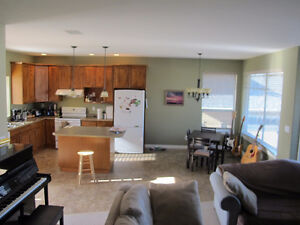 Open Concept 3 bedroom available March 1st.
